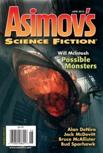 Asimov's June 2012